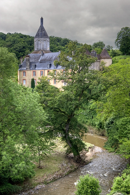 Gargilesse, France, The Artists' Village