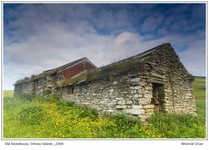 Old Orkney House, Orkney Isles