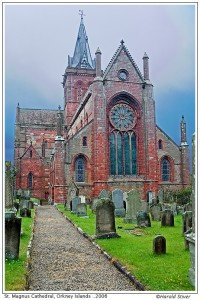 St Magnus Cathedral, Orkney Isles