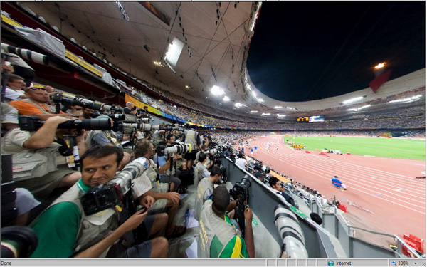 Olympic Photographers