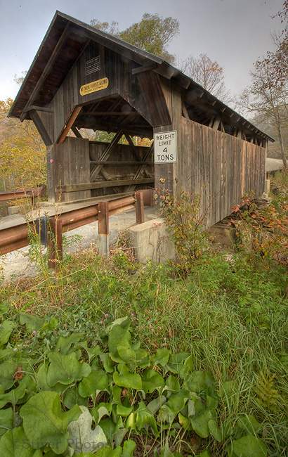 Emily's Covered Bridge, Vermont