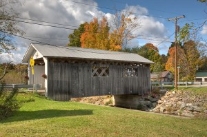 Fuller Covered Bridge, Vermont