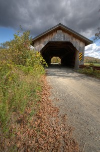 Hopkin's Covered Bridge, Vermont