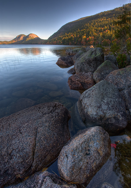Jordon Pond, Acadia National Park, Maine