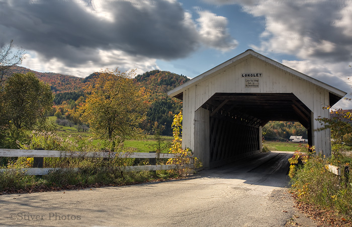 Longley Covered Bridge, Vermont