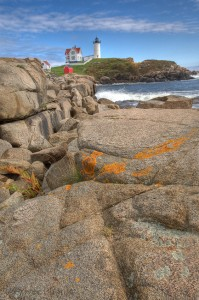Cape Neddick (Nubble Light), Maine