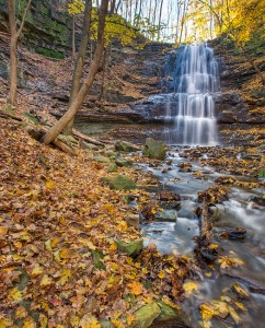 Sherman Falls: Ontario Waterfalls