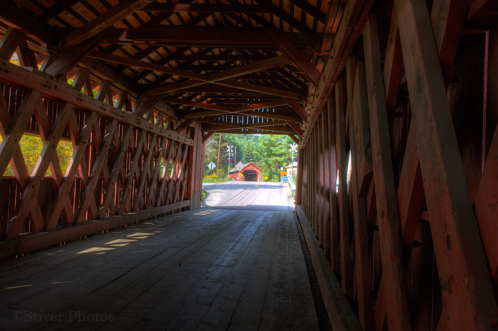 Station Covered Bridge, Vermont