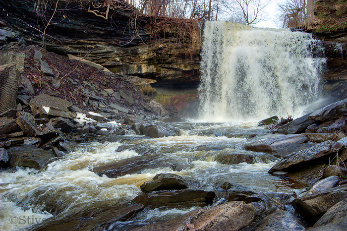 Waterdown Falls, Ontario